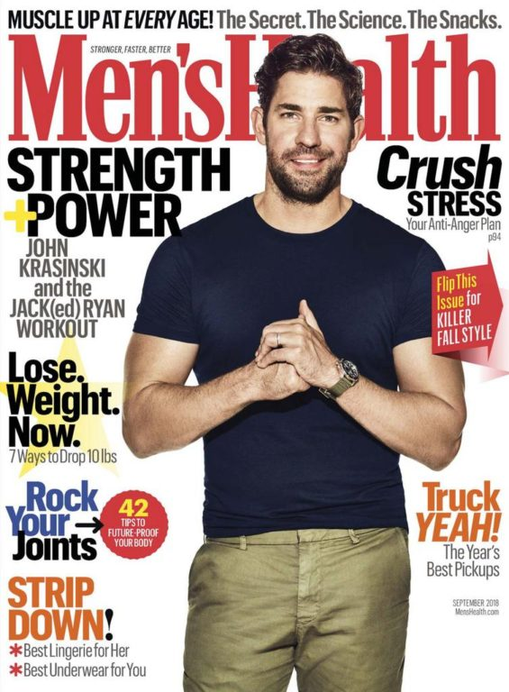 Men's Health USA – September 2018