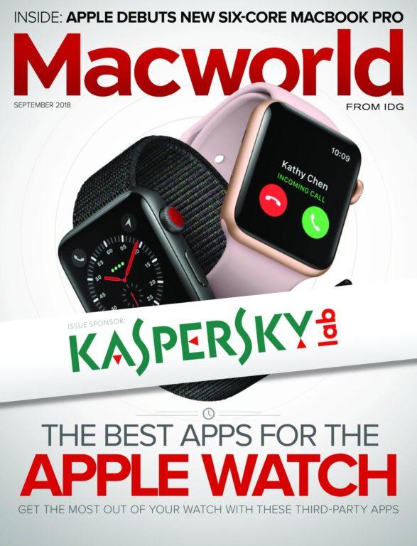 Macworld USA – September 2018