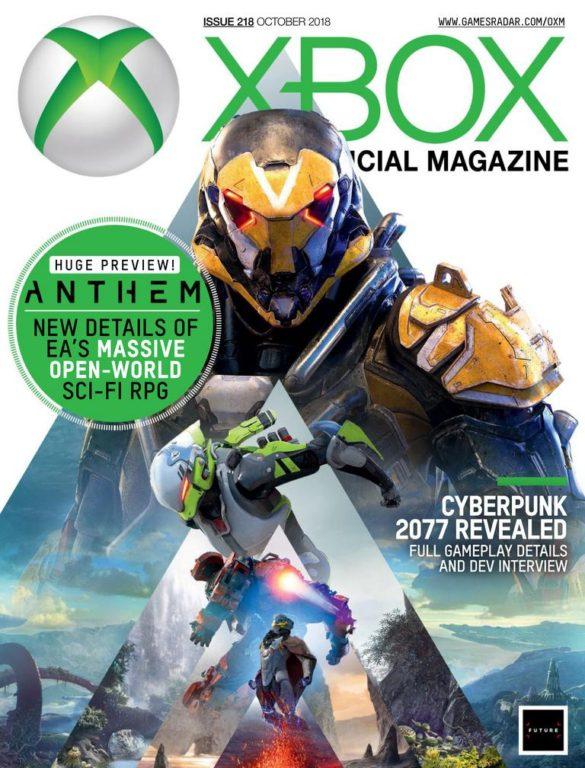 Official Xbox Magazine USA – October 2018