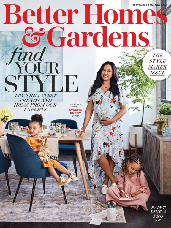 Better Homes & Gardens USA – September 2018