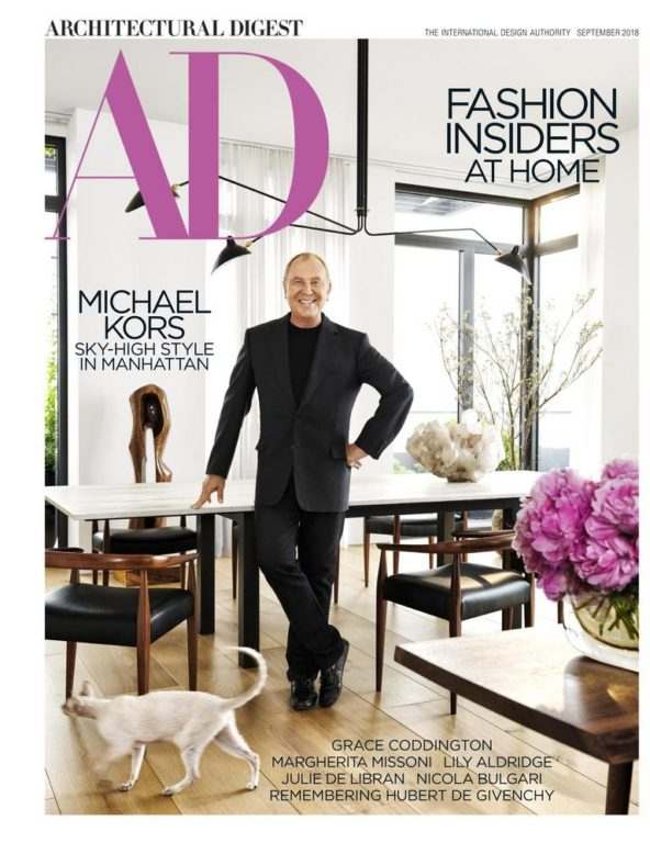 Architectural Digest USA – September 2018