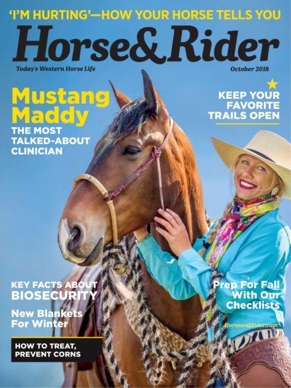 Horse & Rider USA – October 2018