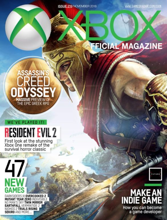 Xbox Magazine Pdf