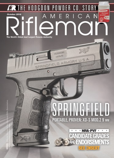 American Rifleman – October 2018