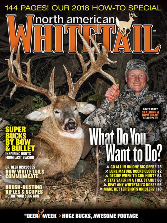 North American Whitetail – October 01, 2018