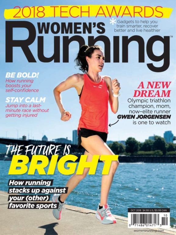 Women's Running USA – October 2018