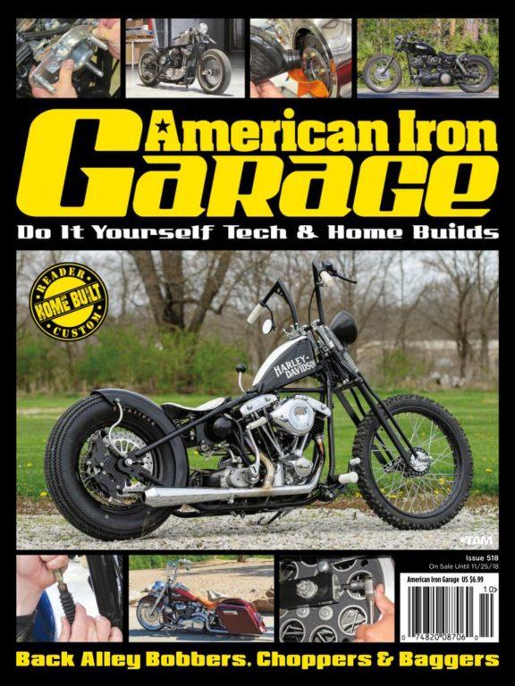 American Iron Garage – September-October 2018