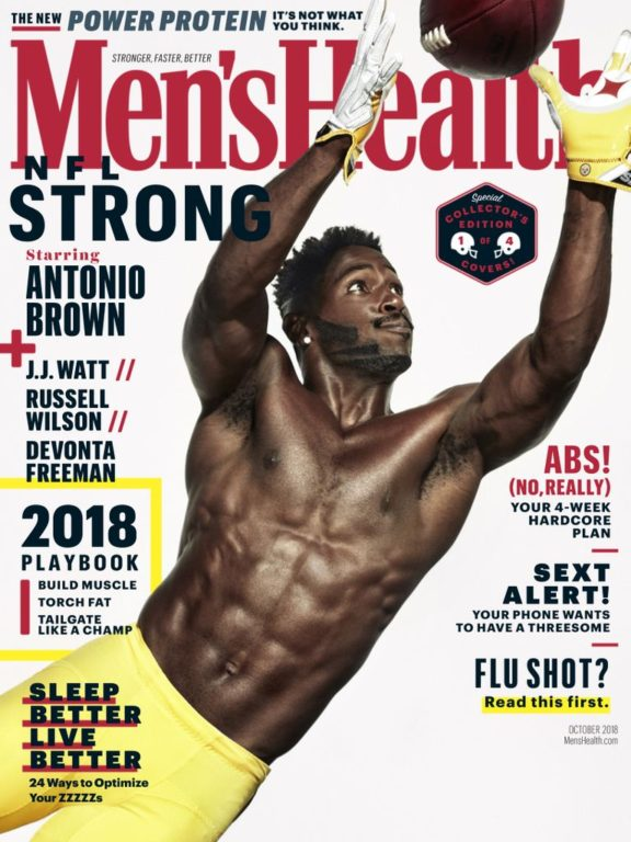Men's Health USA – October 2018