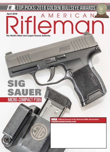 American Rifleman – April 2018