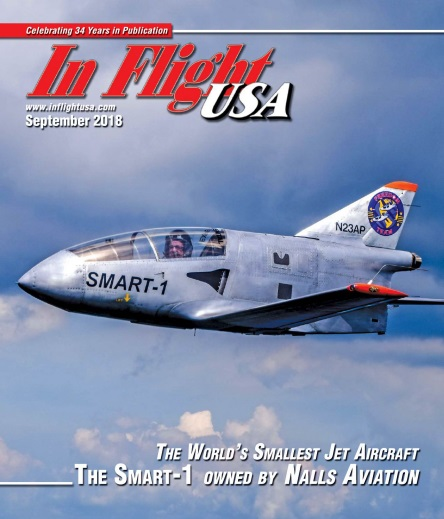 In Flight USA – September 2018