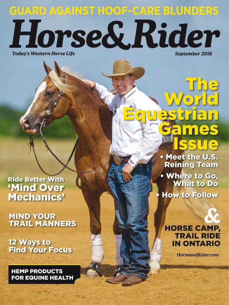 Horse & Rider USA – September 2018