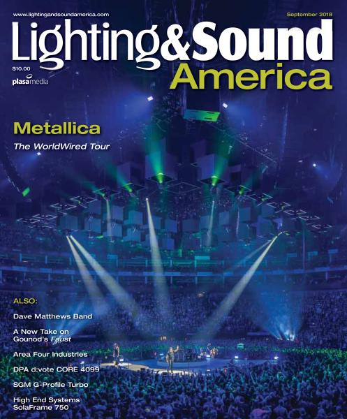 Lighting & Sound America – September 2018