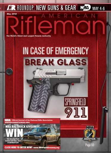 American Rifleman – May 2018