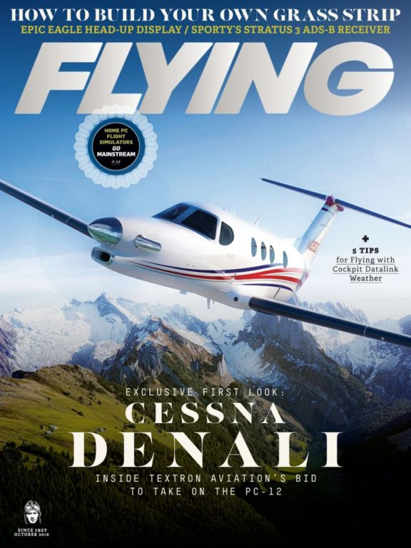 Flying USA – October 2018