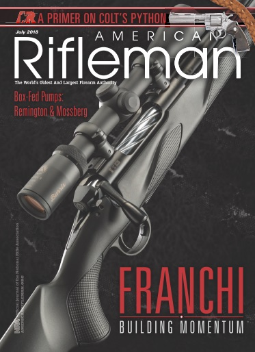 American Rifleman – July 2018