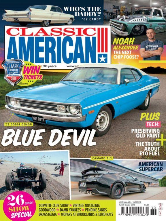 Classic American – October 2018