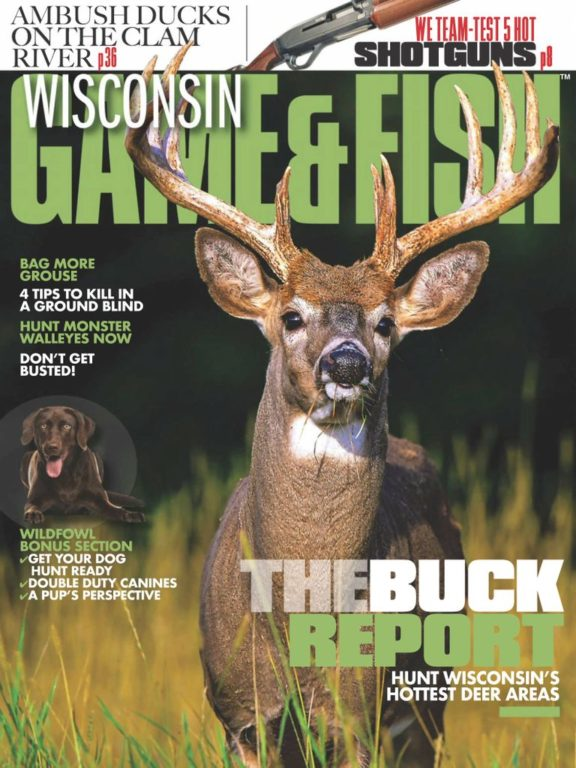 Wisconsin Game & Fish – October 2019