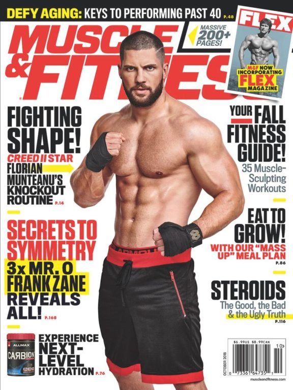Muscle & Fitness USA – October 2018