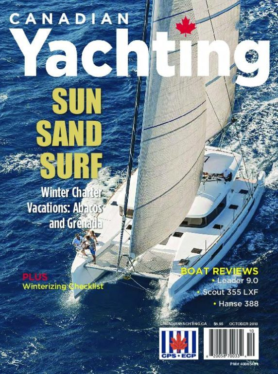 Canadian Yachting – October 2018