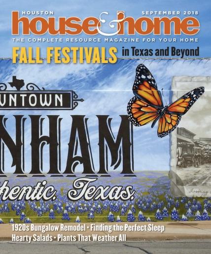 Houston House & Home – September 2018