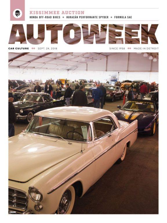 Autoweek USA – September 24, 2018