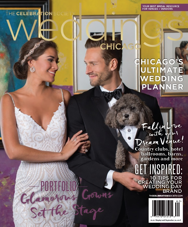 The Celebration Society Weddings Chicago – August 2018