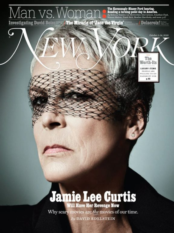 New York Magazine – October 01, 2018
