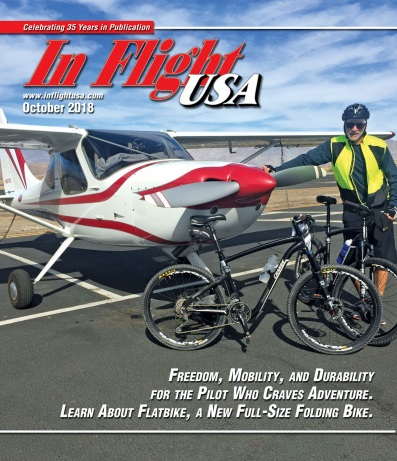 In Flight USA – October 2018