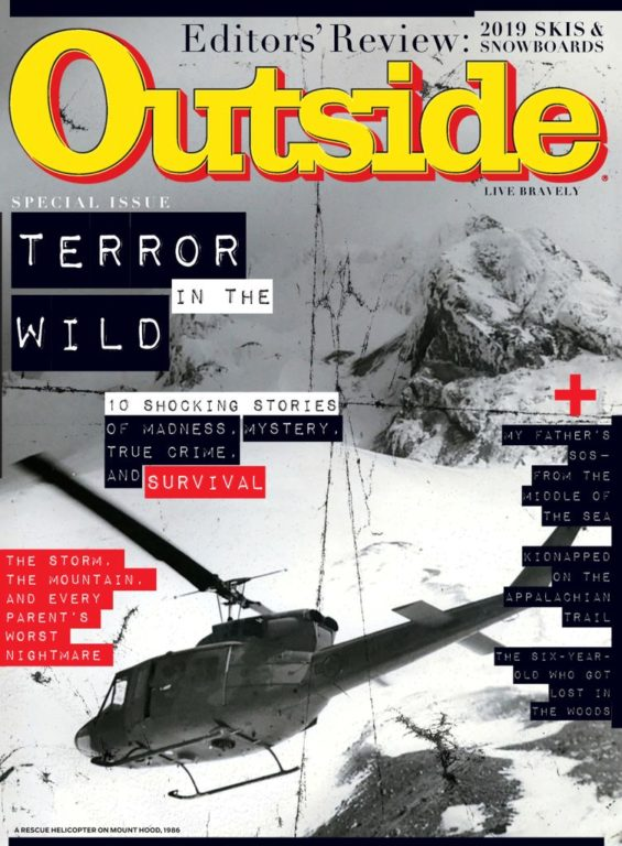 Outside USA – November 2018