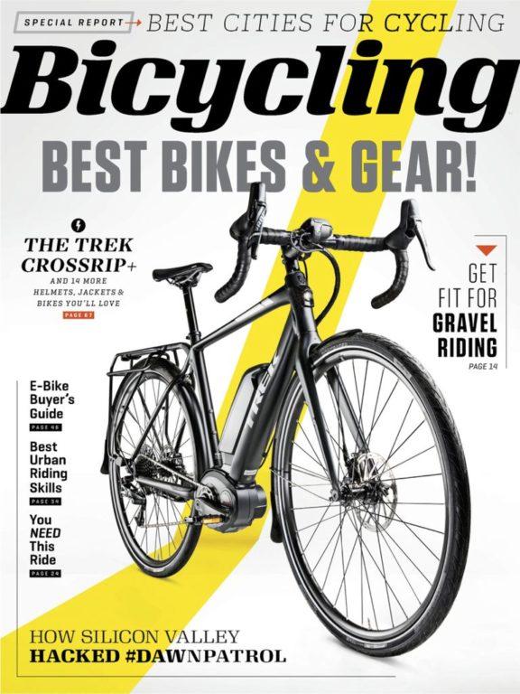 Bicycling USA – November 2018