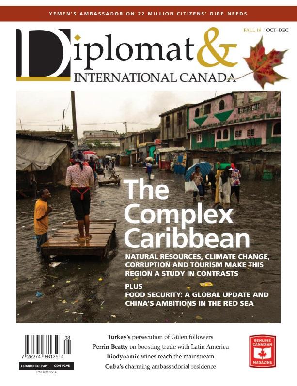 Diplomat & International Canada – Fall 2018