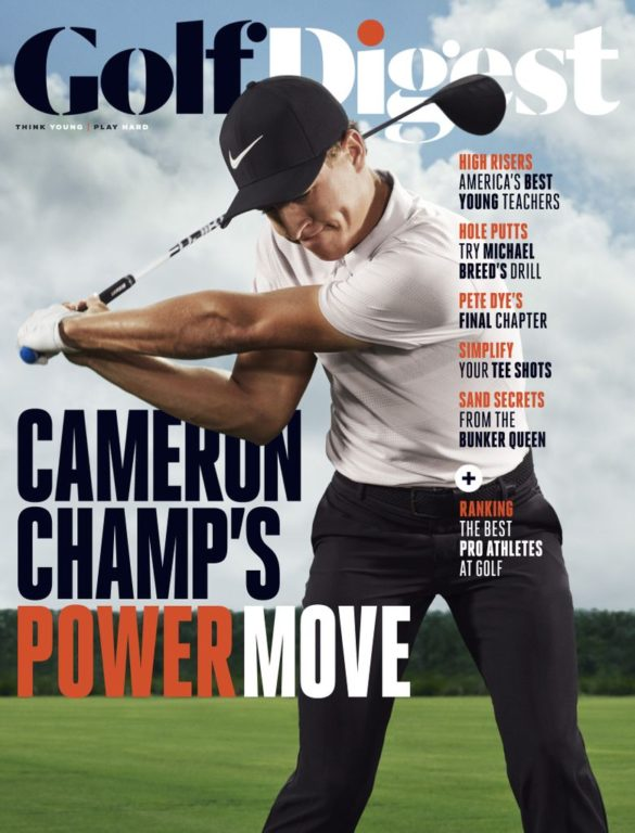 Golf Digest USA – November 2018