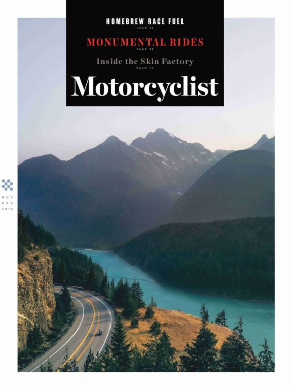 Motorcyclist USA – October-November 2018