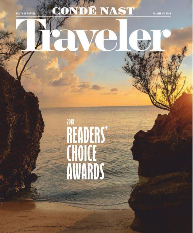 Conde Nast Traveler USA – October 2018