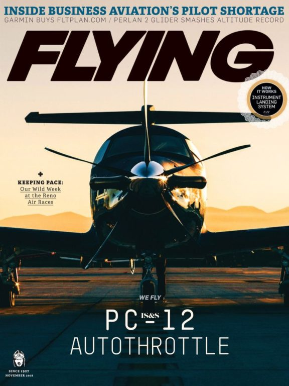 Flying USA – November 2018