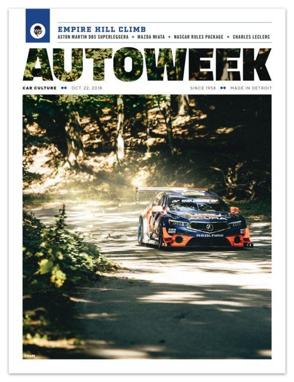 Autoweek USA – October 22, 2018