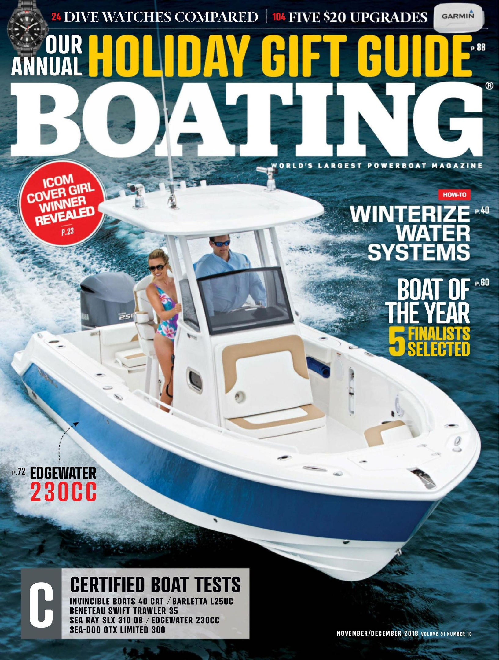 Boating USA – November 2018