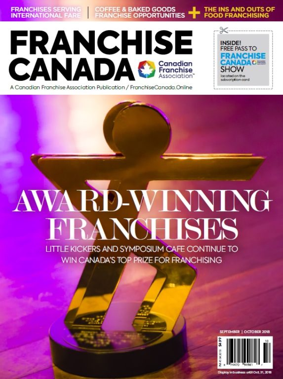 Franchise Canada – September-October 2018