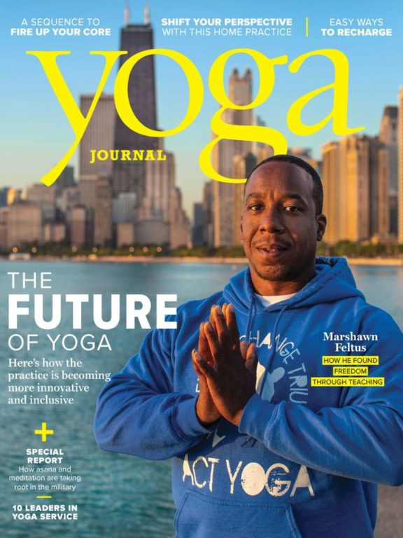Yoga Journal USA – October 2018