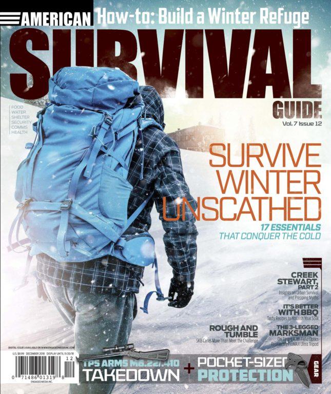 American Survival Guide – December 2018