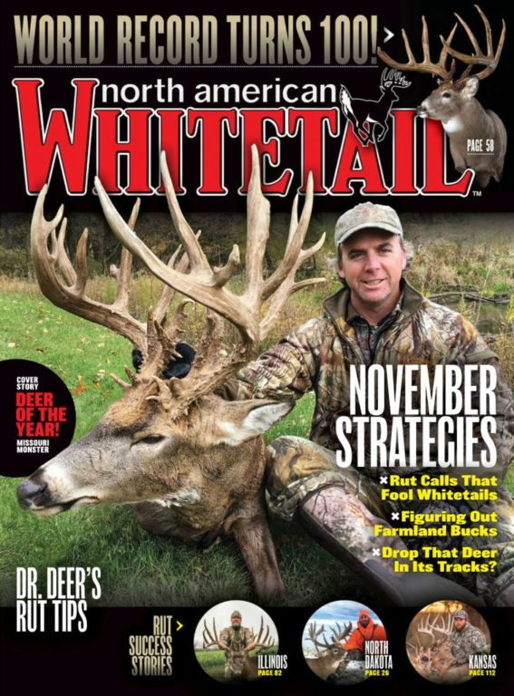 North American Whitetail – November 01, 2018