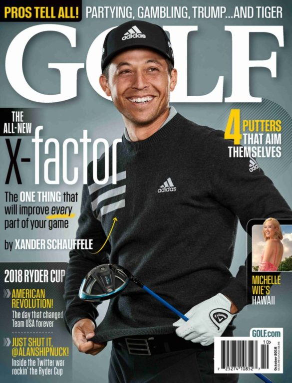 Golf Magazine USA – October 2018