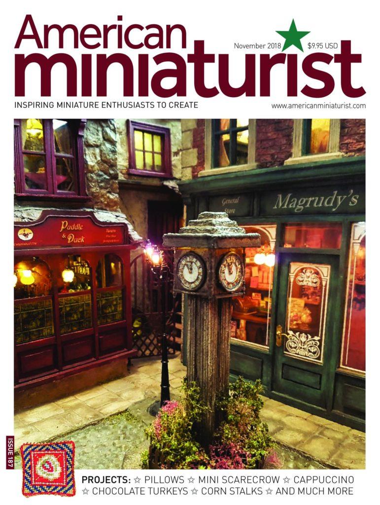 American Miniaturist – November 2018 magazine true PDF
