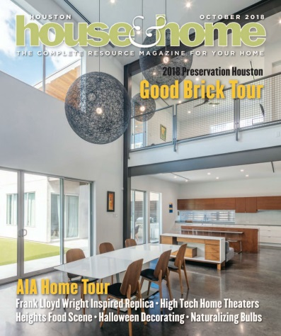 Houston House & Home – October 2018