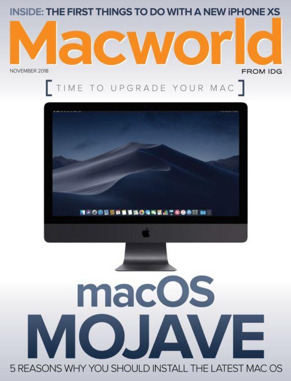 Macworld USA – November 2018