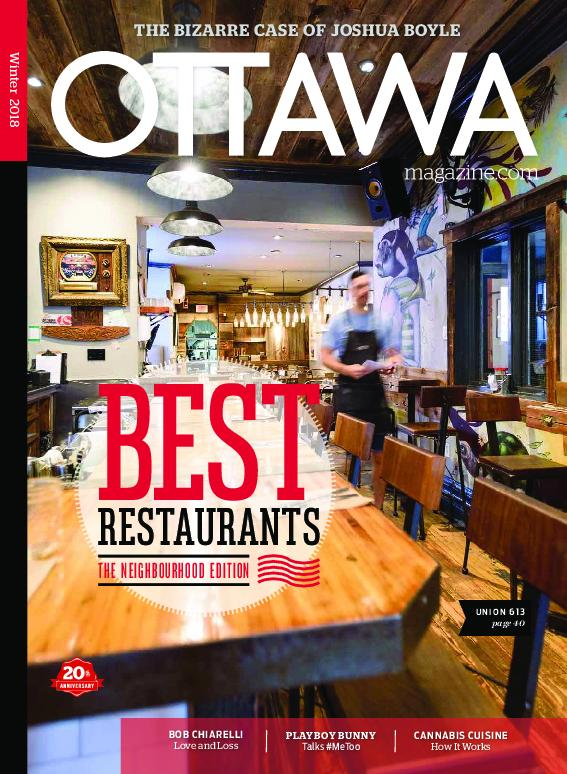 Ottawa Magazine – November 2018