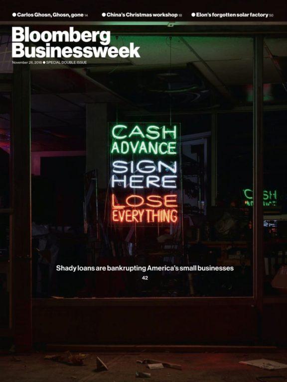 Bloomberg Businessweek USA – November 26, 2018
