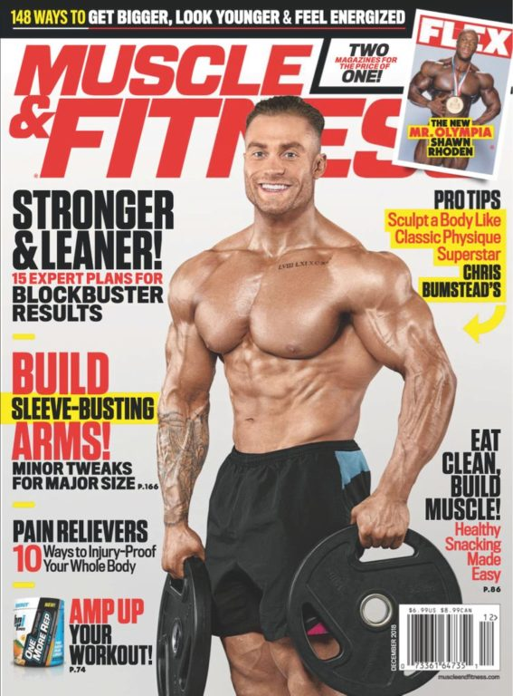 Muscle & Fitness USA – December 2018