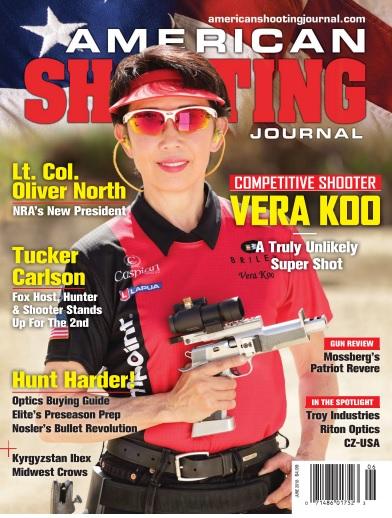American Shooting Journal – June 2018