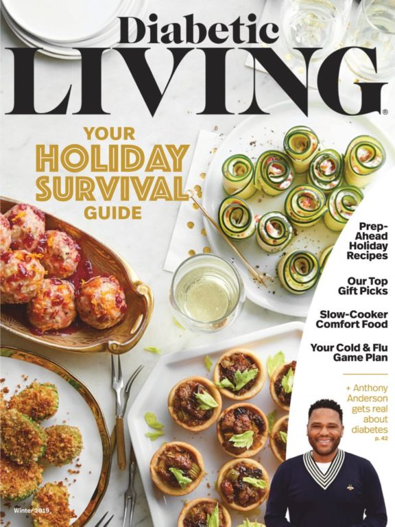Diabetic Living USA – October 2018